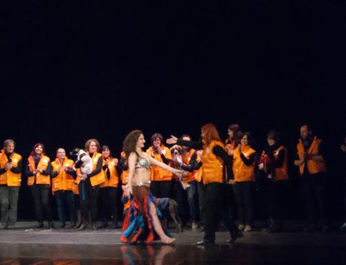 Espectáculo Danzas del mundo