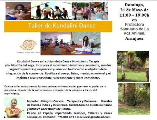 KUNDALINI DANCE Y SONIDOS ANCESTRALES